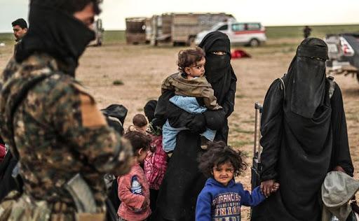 İlk adım atıldı: Hol Kampı'nda bulunan IŞİD'li kafile Musul'a gönderildi!