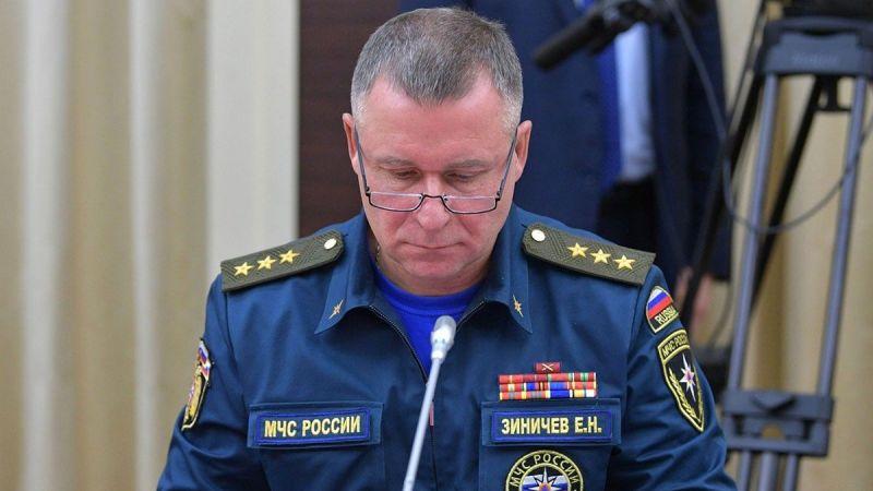 Rusya Acil Durumlar Bakanı tatbikat esnasında öldü!