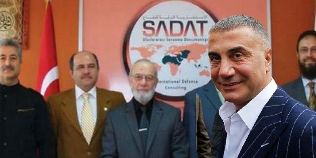 SADAT'tan Peker'in Suriye iddialarına yanıt!