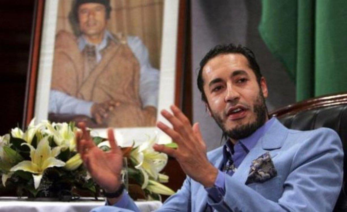 Libya | Serbest bırakılan Sadi Kaddafi Türkiye'ye gitti!