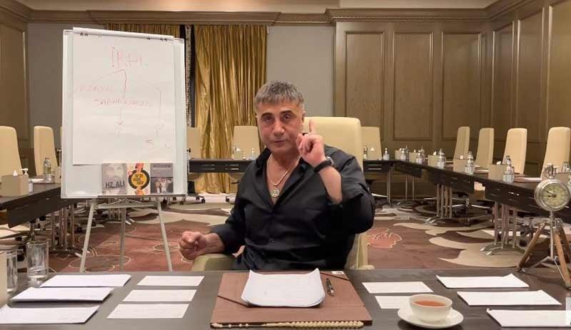 Sedat Peker: Toplum, bu ses kayıtlarını dinelemeye hazır mı bilmiyorum!