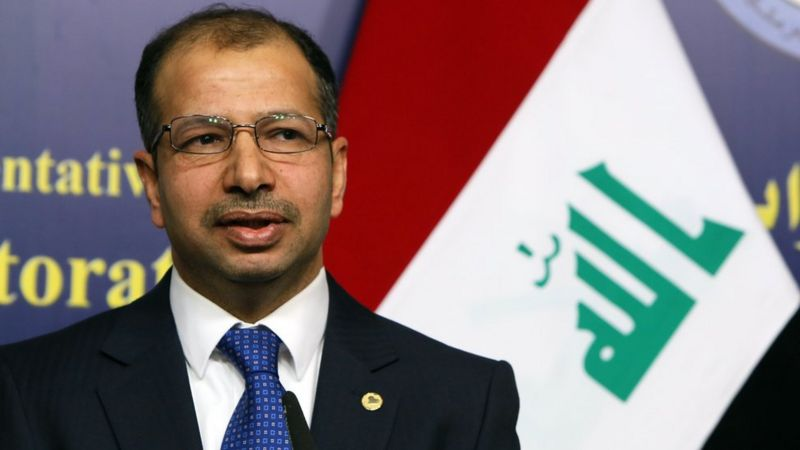 Eski Irak Parlamento Başkanı'na suikast girişimi!