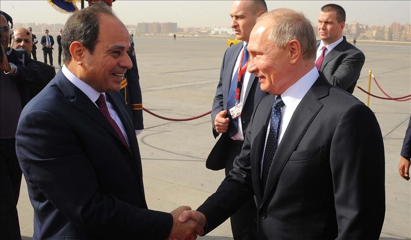 Mısır ile Rusya'dan kritik anlaşma!