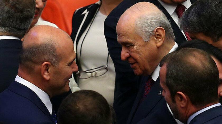 Bloomberg'ten MHP ve Soylu iddiası: AKP içinde çoğunluk soruşturma istiyor!