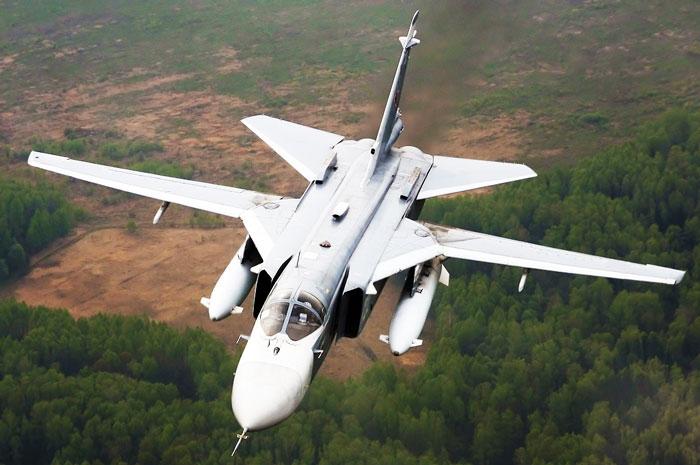 Rusya'dan İdlib'in kuzeyine hava saldırısı!