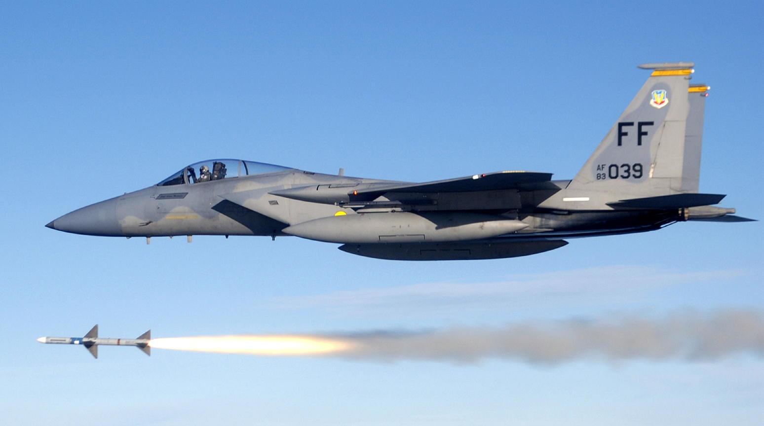 ABD savaş uçağı Suriye'de bir İHA düşürdü!