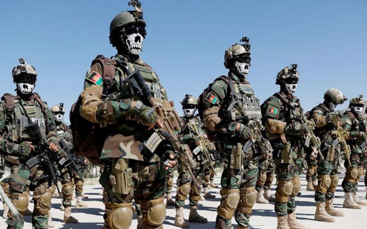 MSB'den Türkiye'deki Afgan askerlerinin durumuyla ilgili açıklama!
