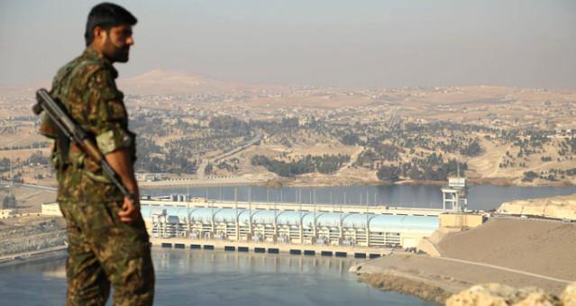 Şam'dan Türkiye'ye su kesintisiyle ilgili çağrı!