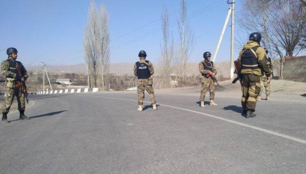 Kazakistan-Tacikistan sınırında çatışma: Çok sayıda ölü ve yaralı var!