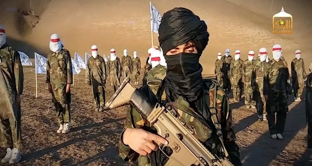 El Kaide'den Taliban'a tebrik mesajı!