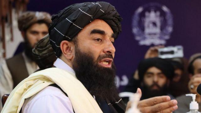 Taliban'dan yeni hükümet ve Pençşir'e ilişkin açıklama!