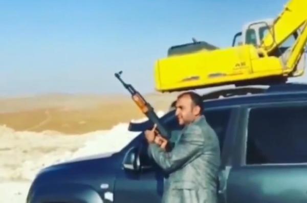 AKP'li belediyeye Rojava sınırındaki görüntülerden dolayı soruşturma!