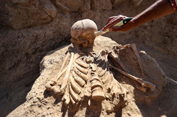 Van'da Urartu dönemine ait dikkat çekici keşif!