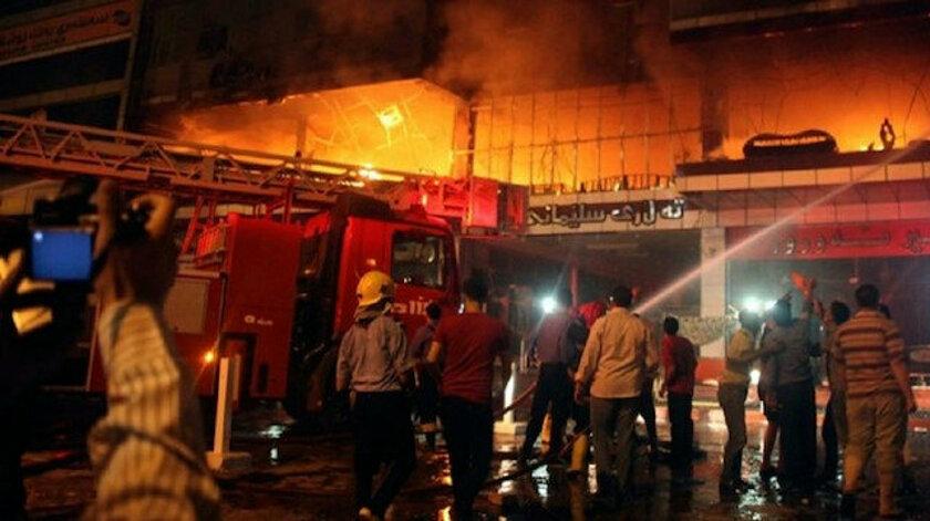 Çok sayıda kişinin öldüğü hastane yangınıyla ilgili Kazımi'den açıklama!