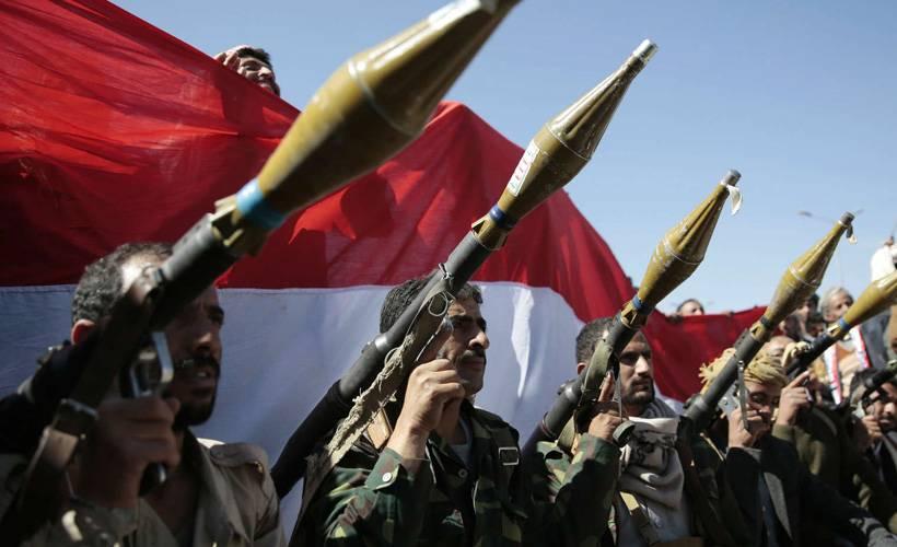 İran destekli milislerden 'koalisyon güçlerine' saldırı!