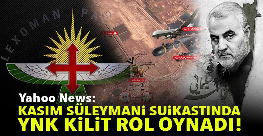 O rapor sızdı: İşte Kasım Süleymani'nin öldürülmesinin perde arkası!
