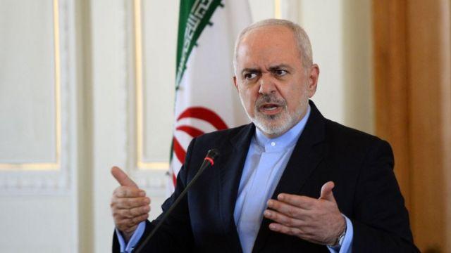 İran'dan Zarif'inin Bağdat'ta CİA ile görüştüğü iddialarına ilişkin açıklama!