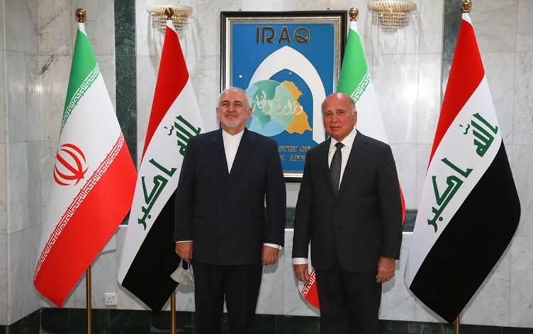 İran Dışişleri Bakanı Zarif, Bağdat'ta!