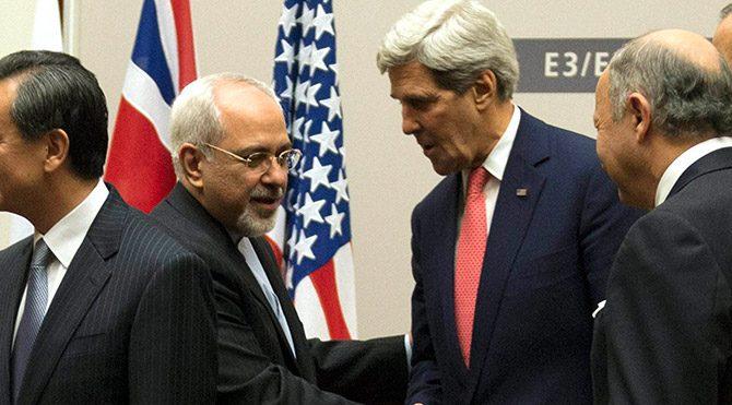 Zarif'in sızan ses kaydı ABD'yi böldü: Kerry hakkında soruşturma istendi!