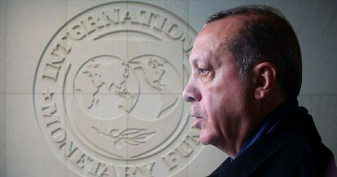 IMF'den Türkiye'ye 6.4 milyar dolar kaynak aktarımı!