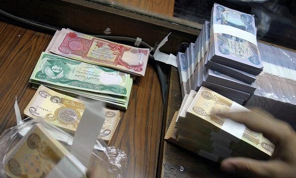 Bağdat, memurlar için her ay Erbil'e 200 milyar dinar gönderecek!