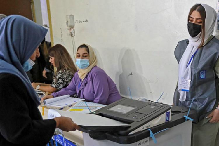 Irak'ta seçimlerin nihai sonuçlarını açıkladı!