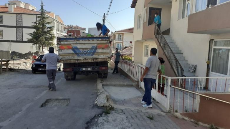Ankara   Kürt aileye ırkçı saldırı!