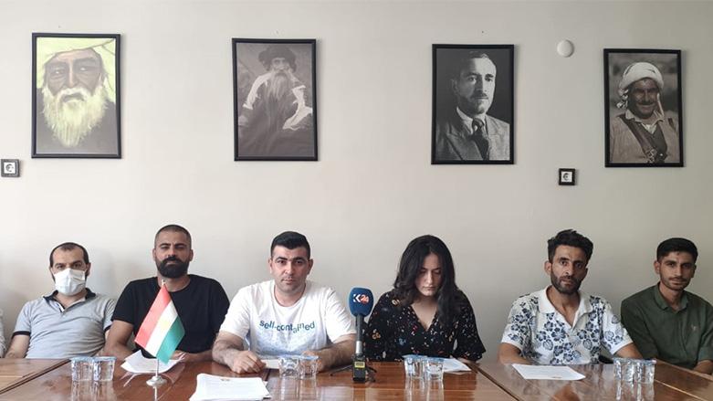 Diyarbakır'da Kürd Gençlik Platformu kuruldu