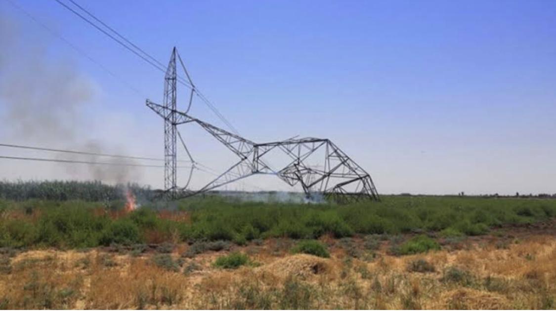Irak'ta elektrik hatlarına saldırılar devam ediyor!