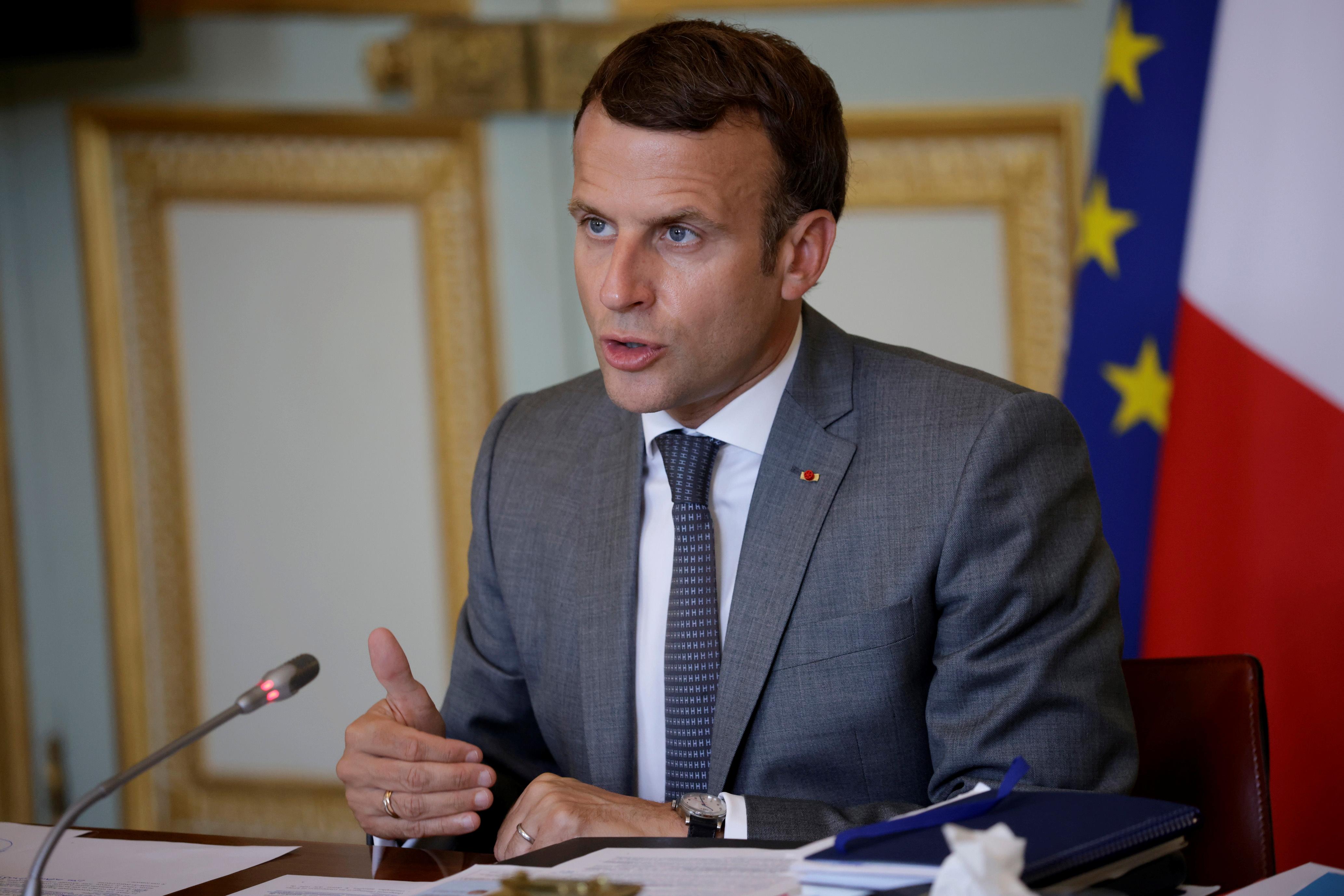 Rojava heyetinden Fransa açıklaması: Macron'un talebi üzerine…