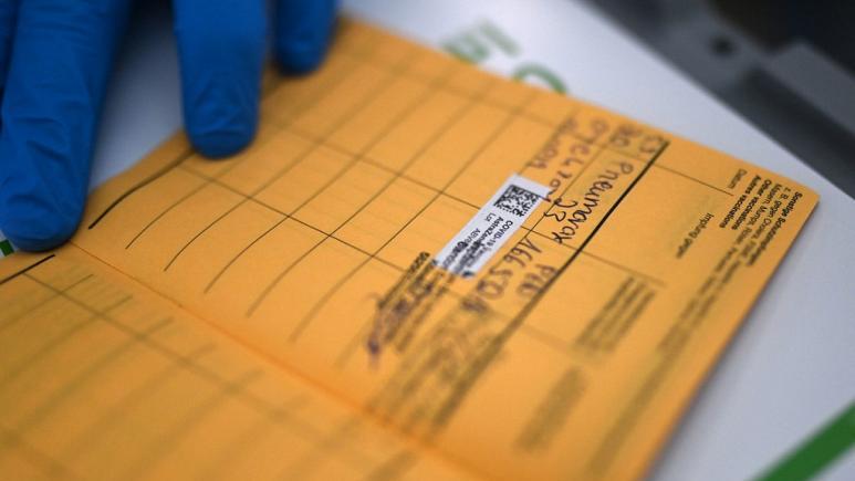 AB aşı sertifikası yürürlüğe girdi!
