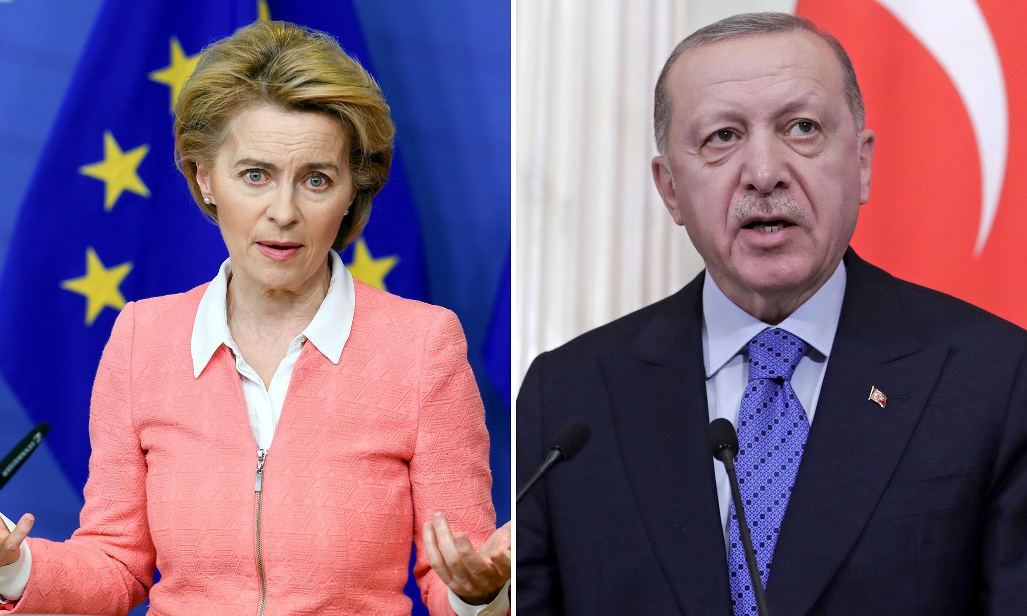 AB: Türkiye'nin 'o bölgeye' ilişkin talebini asla kabul etmeyeceğiz!