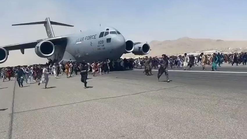 ABD'den Kabil Havalimanı açıklaması: Türk askerleriyle birlikte çalışıyoruz!