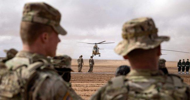 Ortadoğu  |  ABD en büyük askeri üssünün olduğu bölgeden çekiliyor!