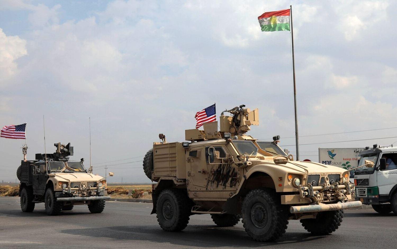 Koalisyon'dan Rojava'ya askeri takviye!
