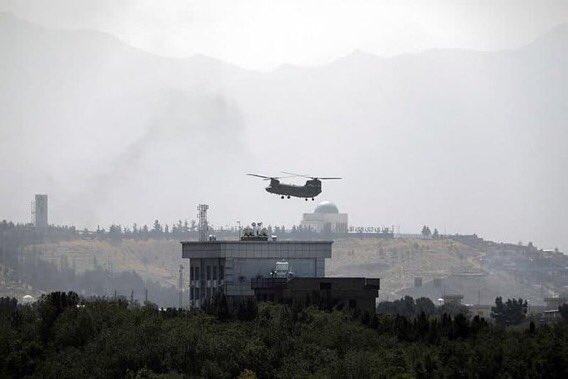 Taliban Kabil'e girdi | ABD Büyükelçiliği'nde hareketlilik arttı!