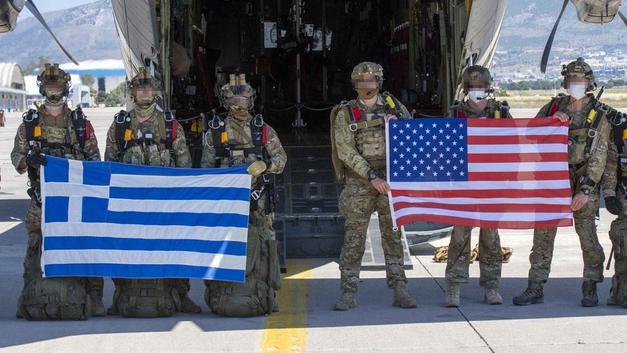 ABD 'o yasayı' onayladı: Yunanistan'a dikkat çekici askeri yardım!