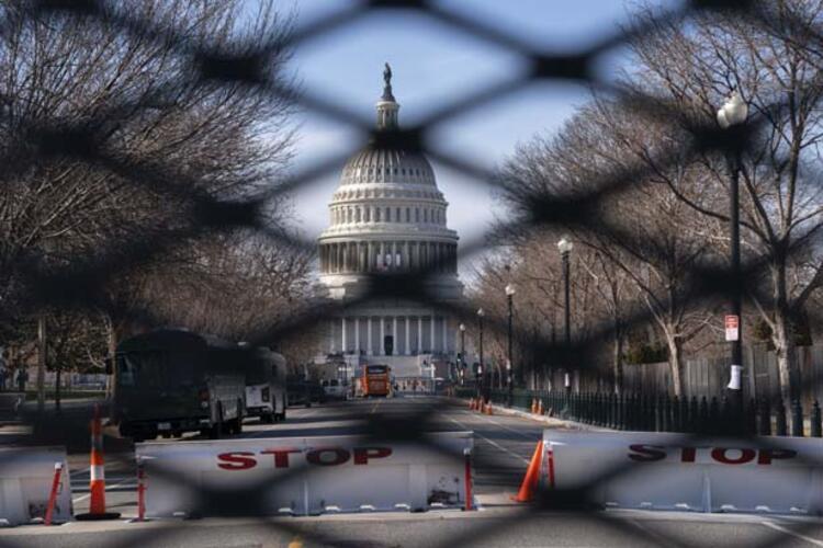 ABD Kongresi ve çevresi, bombalı saldırı tehdidi ile boşaltıldı