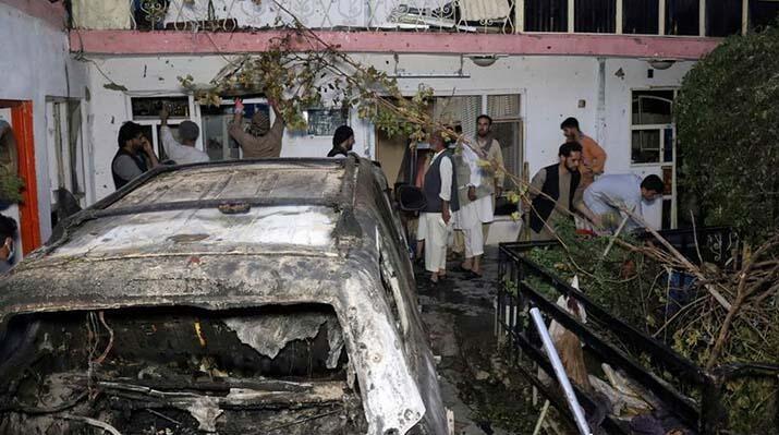 10 kişinin öldüğü Afgan aileden ABD'ye: Özrü kabul etmiyoruz!