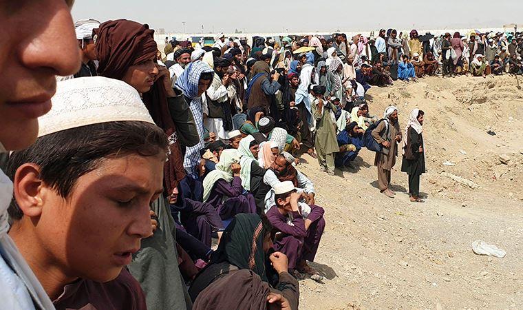 """AB: """"Afganistan nüfusunun yarısı insani yardıma muhtaç"""""""
