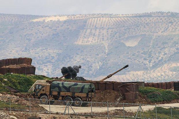 Afrin'de roketatarlı saldırı: Bir asker hayatını kaybetti!