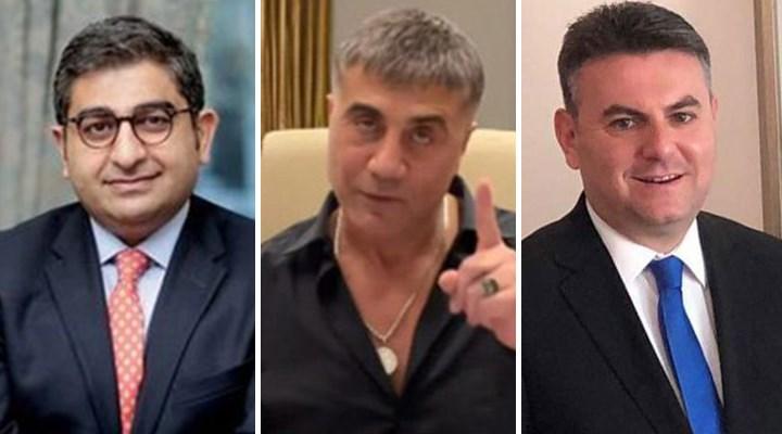 AKP MKYK Üyesi, Sedat Peker'in iddiasını kabul etti: Yanlış yapmışım!
