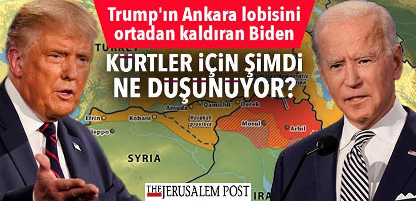 RAPOR | Kürdistan Bölgesi'nden Rojava'ya: 'ABD'nin Trump öncesi ve sonrası Kürt' politikası