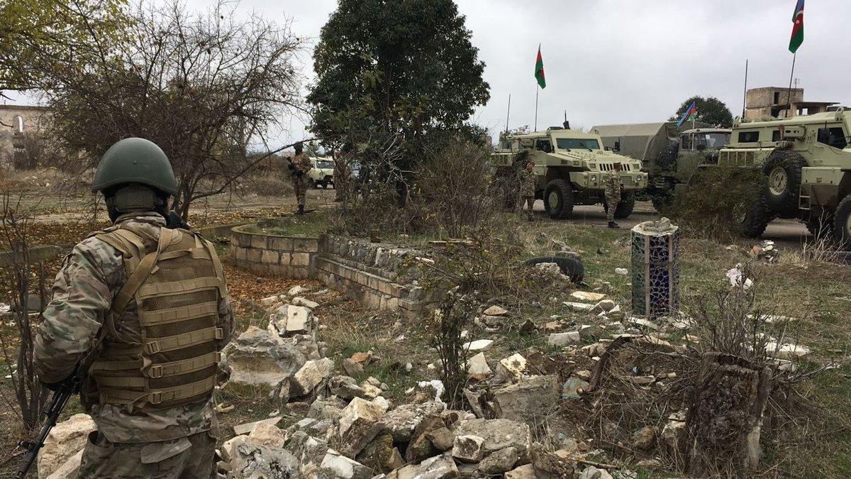 Azerbaycan: Ermeni askerileri topraklarımıza girip mevzileri ele geçirdi!