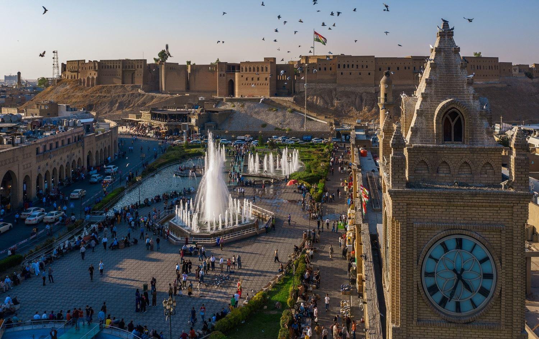 Erbil | 25 yeni proje için ayrılan bütçe açıklandı!