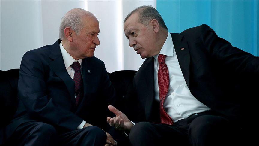 AKP'nin yeni anayasa çalışmasının ayrıntıları ortaya çıktı!