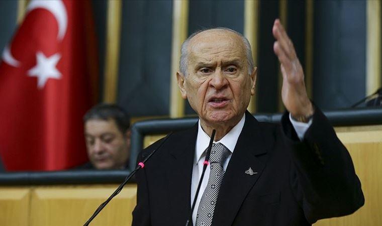 Bahçeli: HDP'nin kapatılması AYM'nin namus borcudur!