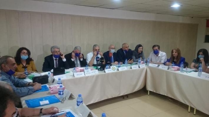 Barış ve Özgürlük Cephesi'nden PYD açıklaması: Geçişimize izin verilmedi!