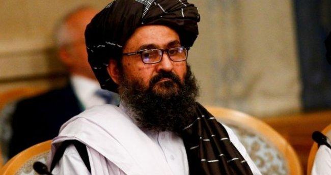Taliban'ın kurucularından Baradar yeni hükümeti kurmak için Kabil'de!