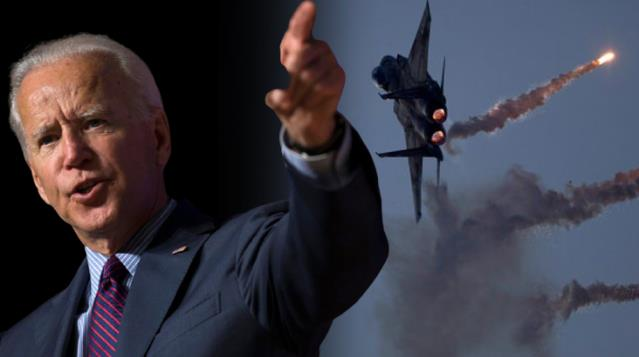 Irak-Suriye | ABD uçaklarından Biden'ın talimatıyla hava saldırısı!
